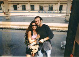 1 inizio di tutto, stazione di Firenze… dopo Bologna