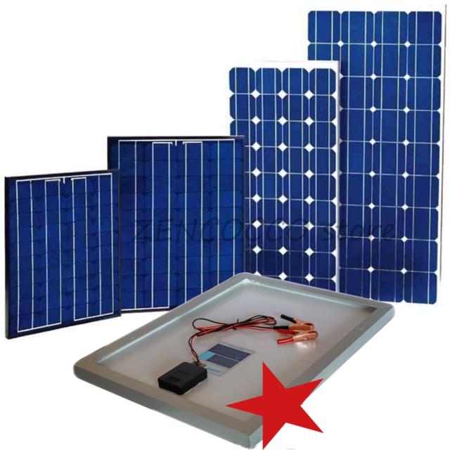 Impianto di bordo e pannello solare