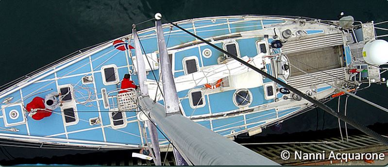 best explorer: la barca di nanni acquarone per il passaggio a nord ovest