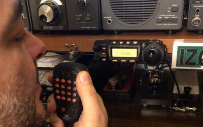 Prova radio vhf