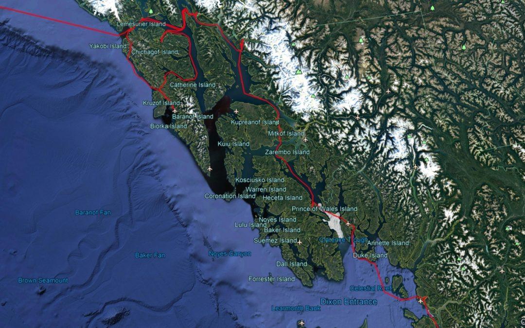 Viaggio senza tempo parte VI: navigare lungo il Canada fino a Glendale Cove!