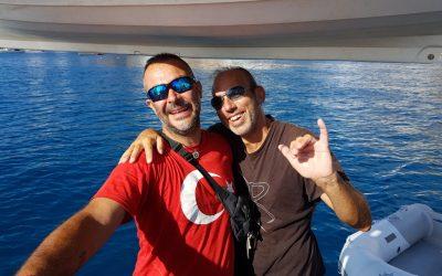Le magie del mare: un incontro atteso 10 lunghi anni