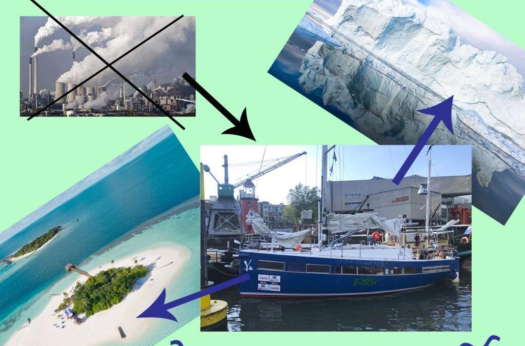 barca ecosostenibile