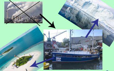 La barca ecosostenibile: tra verità ed eccessivi ottimismi